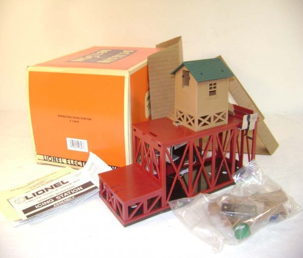 1056: ABT: Mint Lionel #12847 Operating Ice Station/OB
