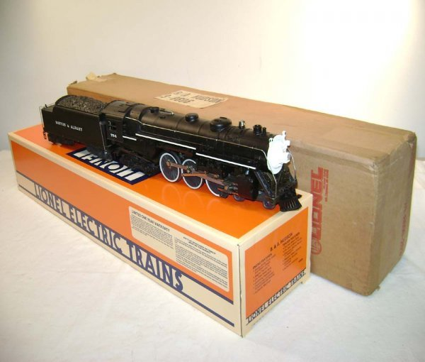 1060: ABT: Lionel #8606 B&A Mail-Order Hudson/OB