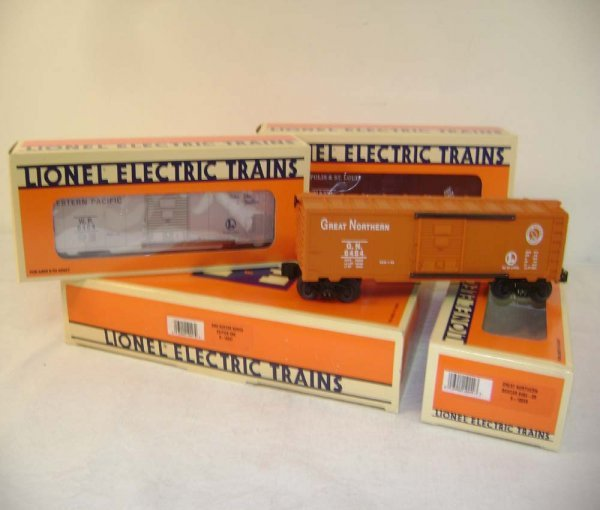 1061: ABT: Mint Lionel #19247 Edition One 6464 Series/O