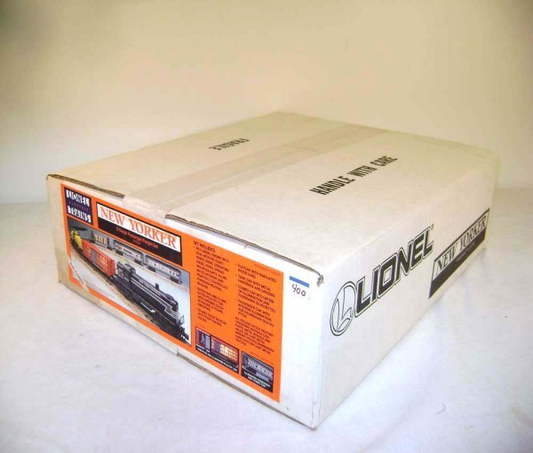 1065: ABT: Mint/Sealed Lionel #11744 NYC New Yorker Com