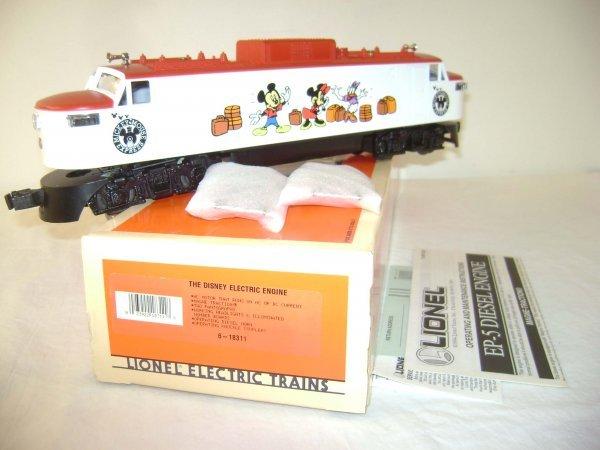 1066: ABT: Mint Lionel #18311 Disney Electric/OB