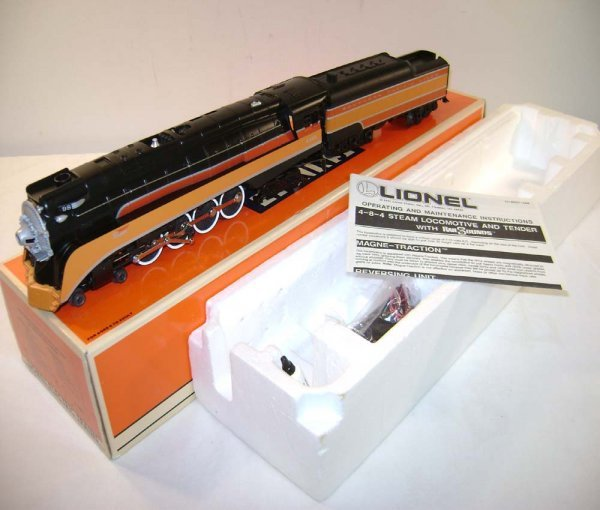 1070: ABT: Lionel #18007 Southern Pacific Daylight GS-2