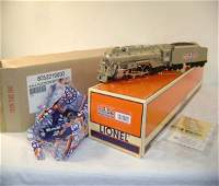 ABT: Mint Lionel #52219 Monopoly Bronze Steam Eng
