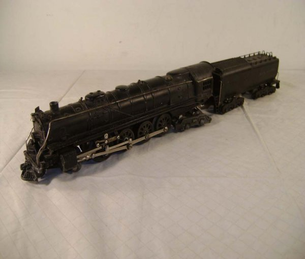 1398: ABT: AF #571 Challenger & Union Pacific Tender