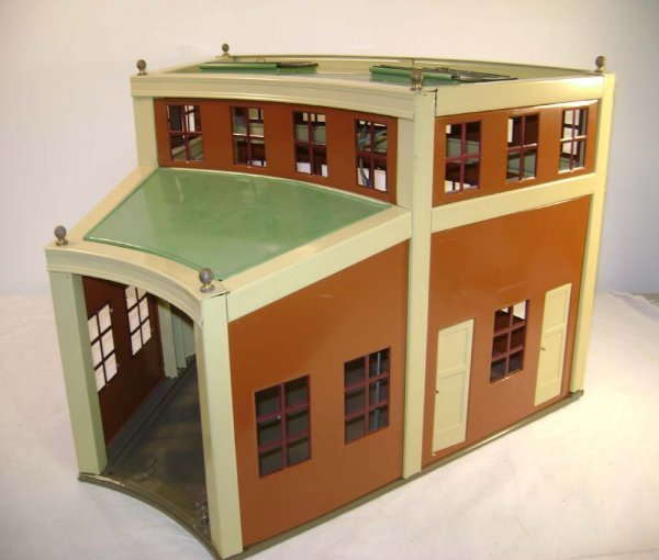1410: ABT: T-Reproductions Lionel #444 Roundhouse Secti