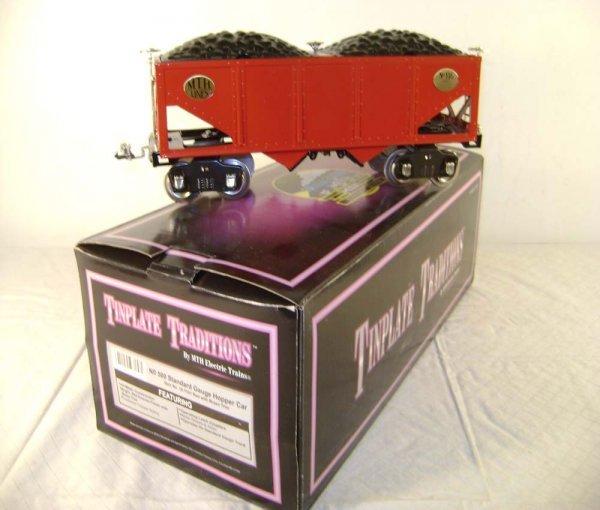 1417: ABT: MTH #10-1011 (500) Hopper Car/OB