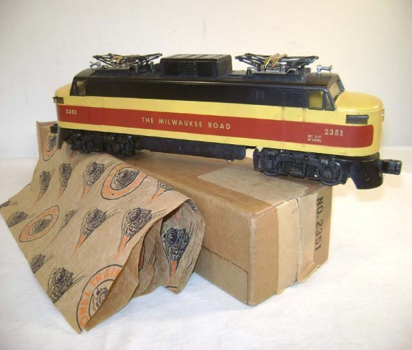 15: ABT: Great Lionel #2351 Milwaukee Electric/OB