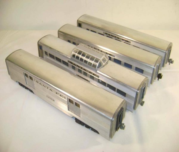 246: ABT: AMT 4-Piece SF Streamline Passenger Cars from