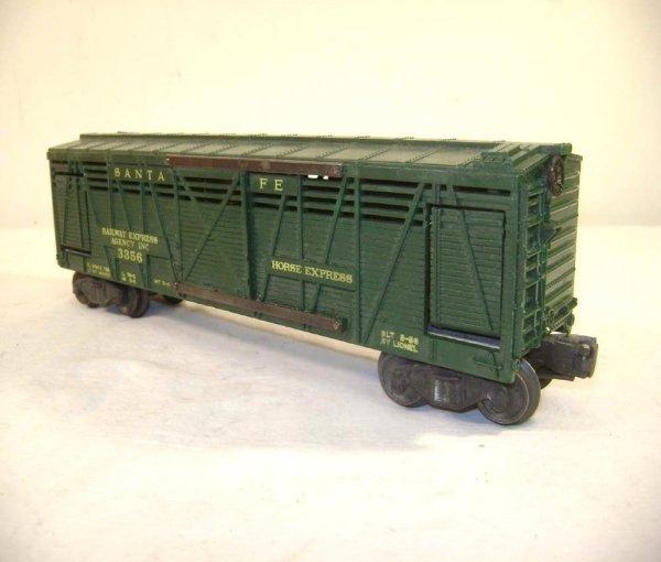 251: ABT: Lionel #3356 Horse Car & Corral/Classic OB - 2