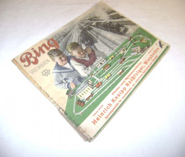 23: ABT: Nice Bing Consumer Catalog from the 1930s