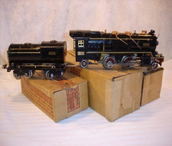 4: ABT:Great Lionel #260E/260T Cream/Brick OBs