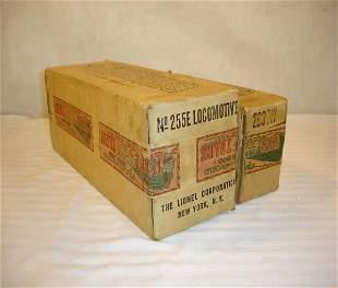 ABT: Brick #255E & #263TW Original Boxes