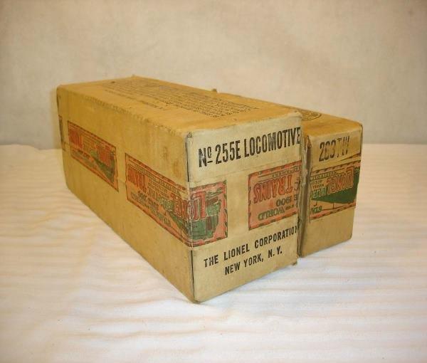 16: ABT: Brick #255E & #263TW Original Boxes