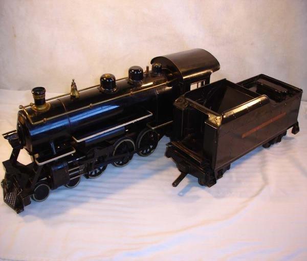 20: ABT:Great Buddy L 963 Metal Engine/Tender