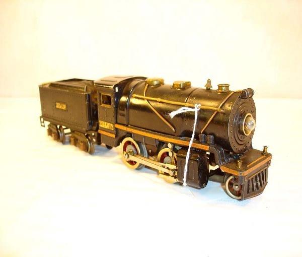 23: ABT:Rare Ives (Lionel) #257/1633T O Gauge Steam