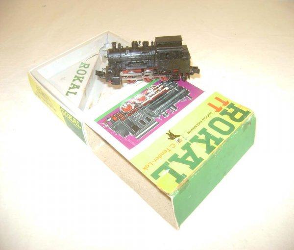 2: ABT: TT Rokal #01016 Steam 0-6-0 Switcher/OB