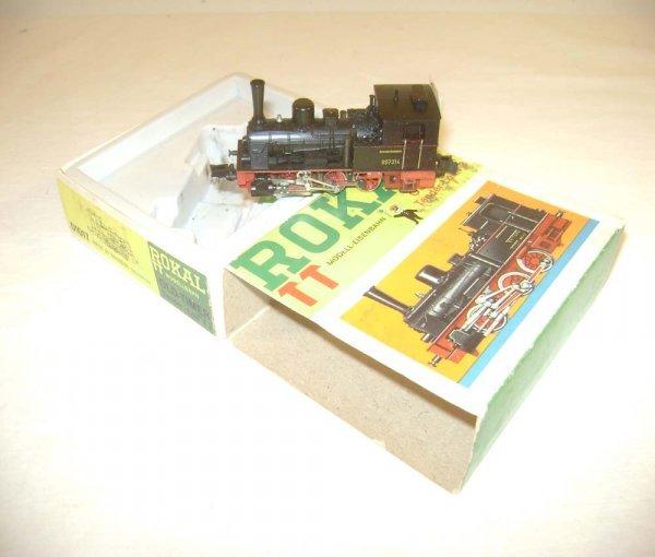6: ABT: TT Rokal #01017 Old Time 0-6-0 Steam Engine/OB