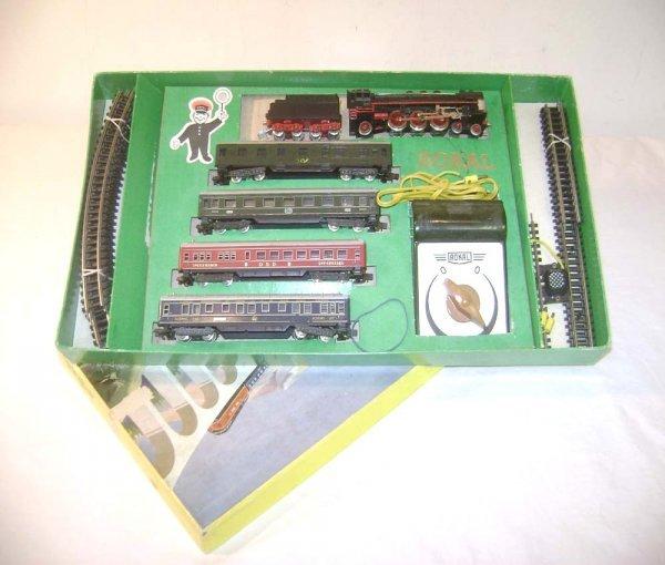 10: ABT: Great TT Rokal #01220 Steam Passenger Set/OB