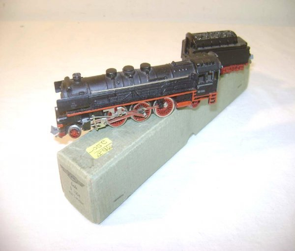 15: ABT: TT Rokal #B0104 4-6-2 Steam Engine & Tender/OB