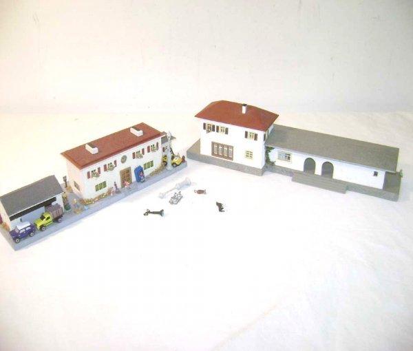 21: ABT: 2 TT Rokal Station Platforms - Scarce