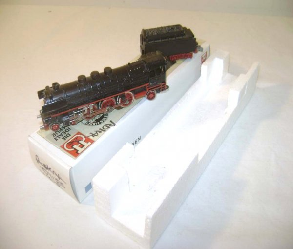 23: ABT: TT Rokal #01165 4-6-2 Engine & Tender