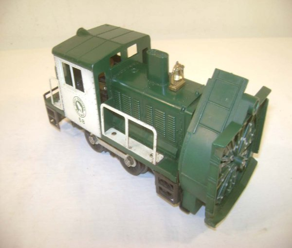 8: ABT: Nice Lionel #58 Great Northern Snowblower