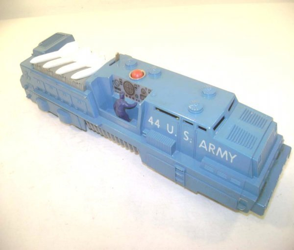 18: ABT: Lionel #44 US Army Missile Launcher