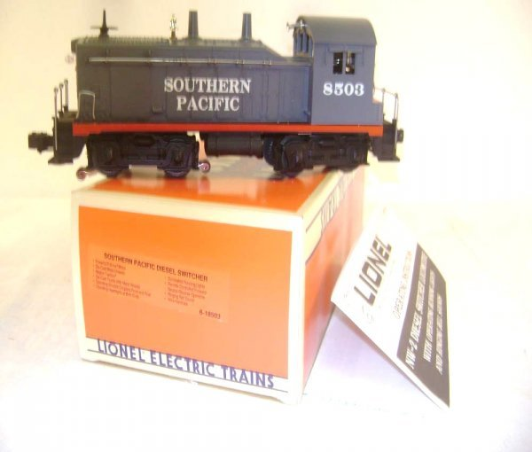 2: ABT: Lionel #18503 Southern Pacific Diecast Frame NW