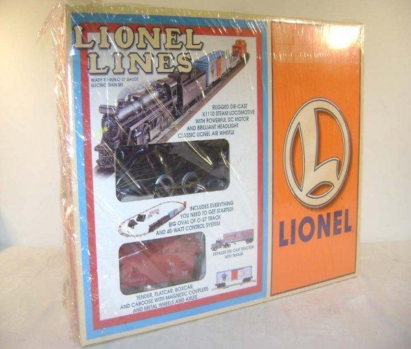 5: ABT: Mint/Sealed Lionel #11921(1113WS) Electric Trai