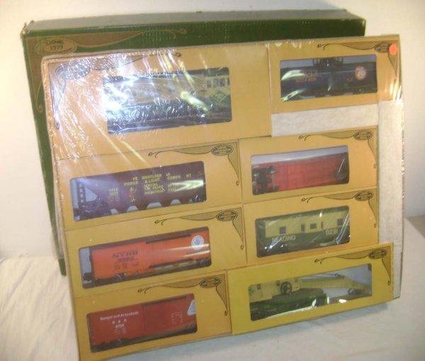 1: ABT: Mint/Sealed Lionel #1971 Quaker City Limited Fr