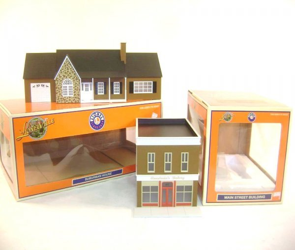 2: ABT: Lionel #34110 & #34124 Scale Buildings/OBs