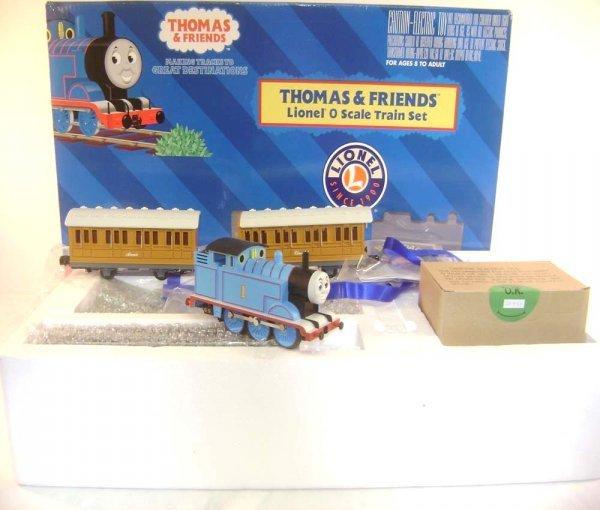 5: ABT: Lionel #31956 Thomas and Friends O Gauge Passen