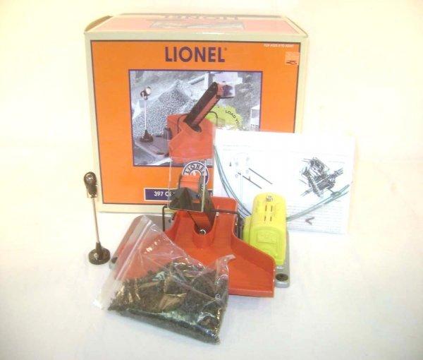 8: ABT: Lionel #14004 (397) Operating Coal Loader/OB