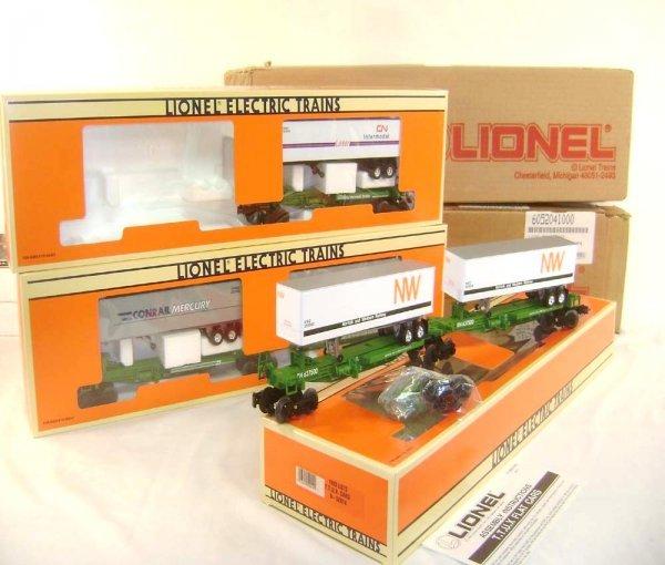 12: ABT: Mint Lionel #52041/#52042/#52014 LOTS 3 Piece