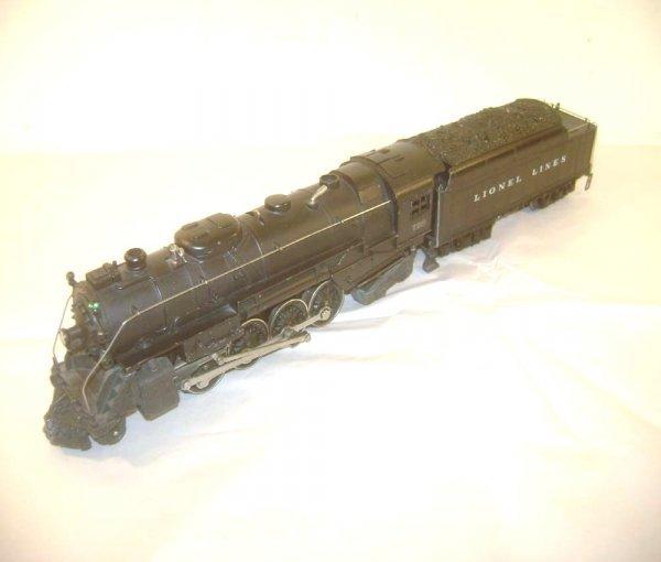 195: ABT: Great Lionel #726 Berkshire Steam Engine & #2