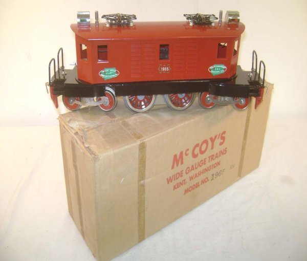 6: ABT: Great McCoy's #1965 Red 4-4-4 Electric/OB