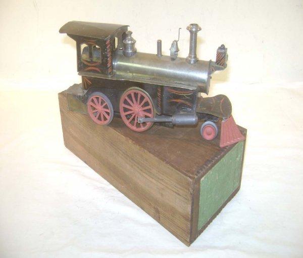 10: ABT: Rare Begg's No. 3 Live Steam Engine/Original W