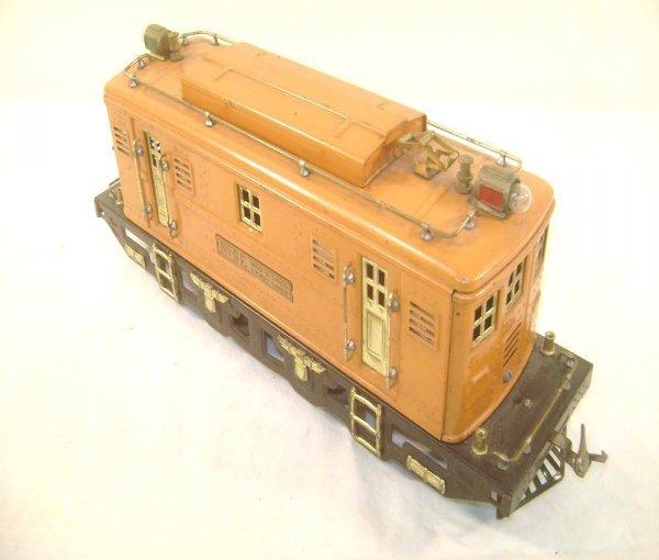 11: ABT: Lionel #9E Orange Electric (R)