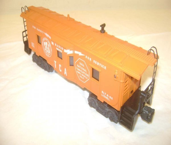 23: ABT: Lionel #6517-60 TCA Santa Monica 1966 Bay Wind
