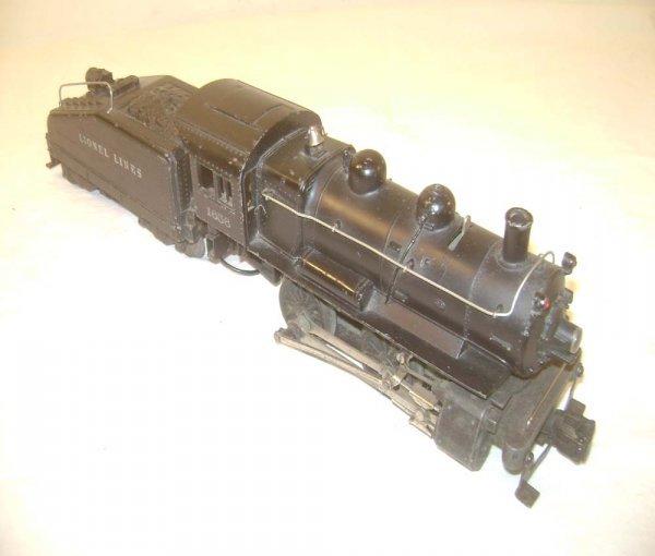 8: ABT: Lionel #1656/6403B 0-4-0 Diecast Switcher & Ten