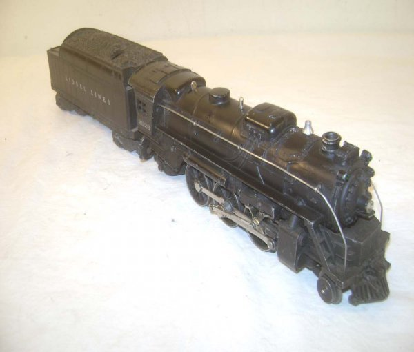 14: ABT: Lionel 1949 Model #2026 & #2466W Steam Engine