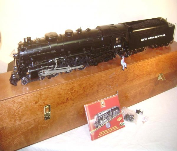 300: ABT: Great LGN G Scale #5405 Diecast Scale J-3a Ne