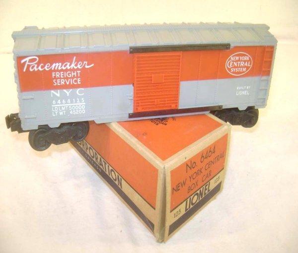 8: ABT: Nice Lionel #6464-125 Pacemaker HS Box Car/OB