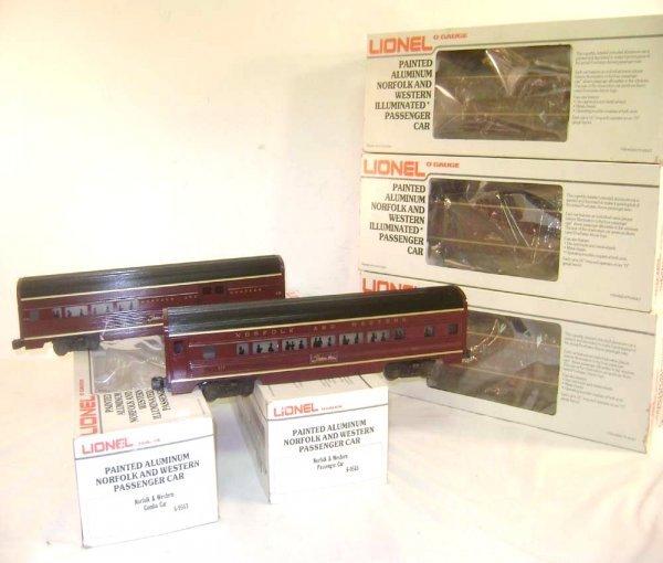 5: ABT: Great Lionel #9562/63/64/65/66 N&W Streamline P