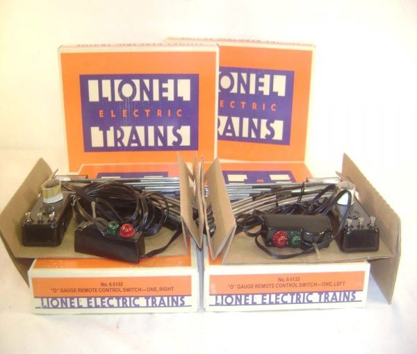 7: ABT: Lionel #5132/5133 022 Remote Control Switches/O
