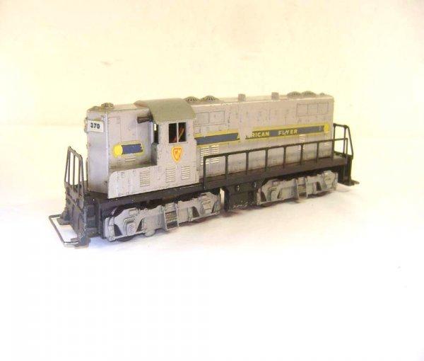 2: ABT: AF S: #370 Silver GM GP Diesel