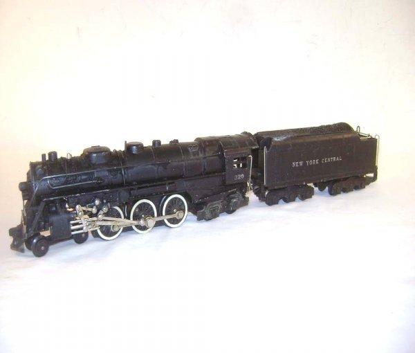 5: ABT: AF S: #320 New York Central Hudson Steam Engine