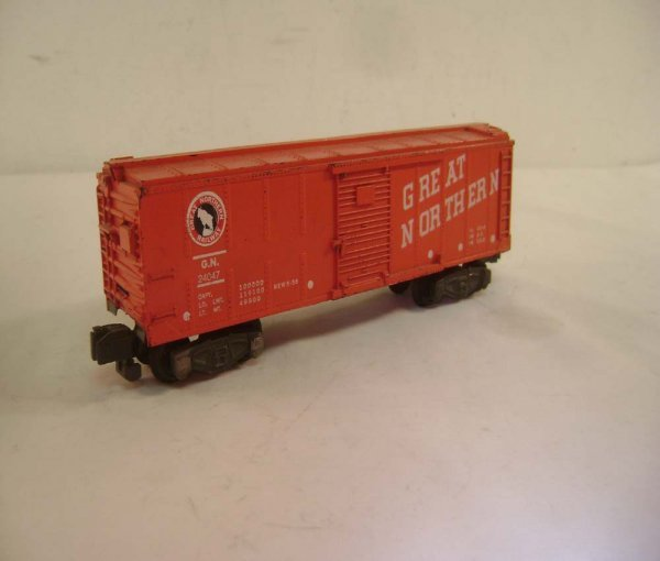 12: ABT: AF S: #24047 Great Northern Box Car