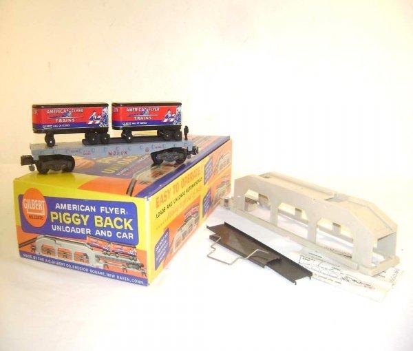 16: ABT: AF S: #23830 Piggy Back Unloader and Car/OB