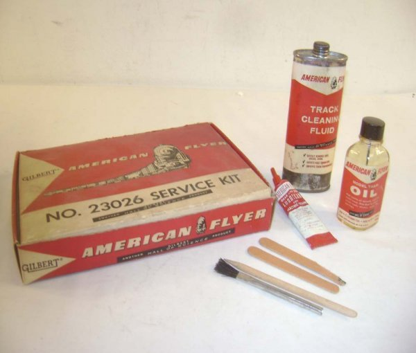 18: ABT: AF S: #23026 Track Cleaning Kit/OB
